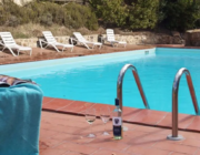 Swimming Pool in Cortedivalle Farm House Tuscany